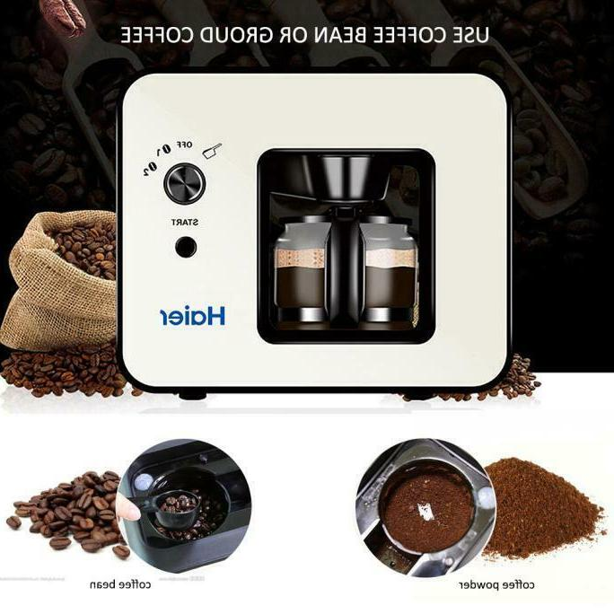 Haier Makers 4 Grinder Espresso Coffee