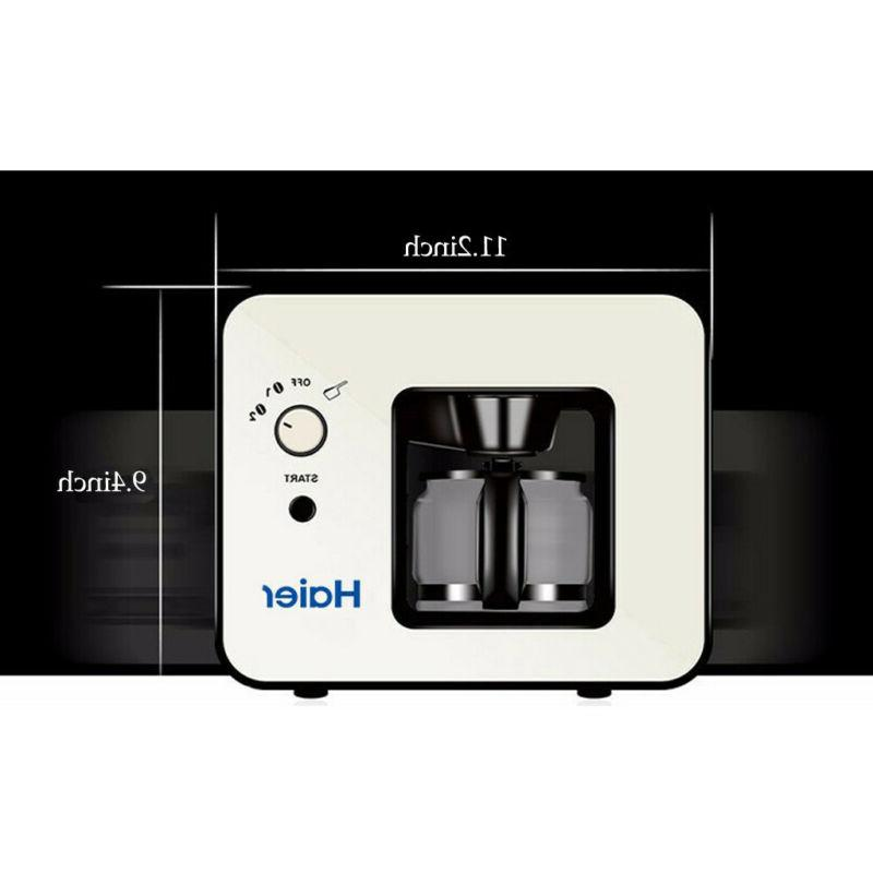 Haier Coffee Makers 4 Cup Grinder