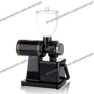 home commercial electric automatic espresso coffee grinder