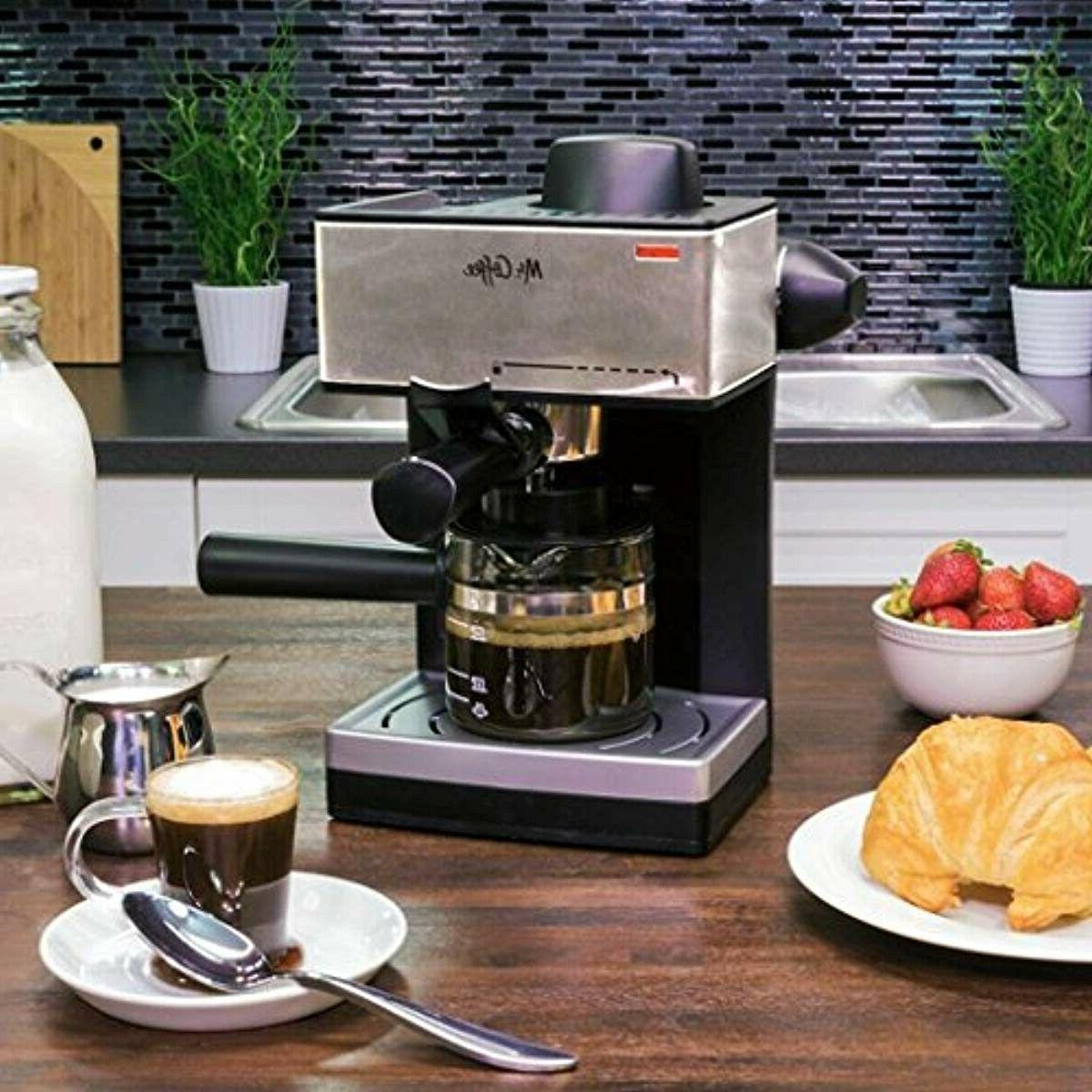 Home Expresso Coffee Maker Steam NEW