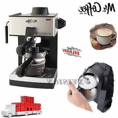 Home Expresso Latte Maker Steam NEW