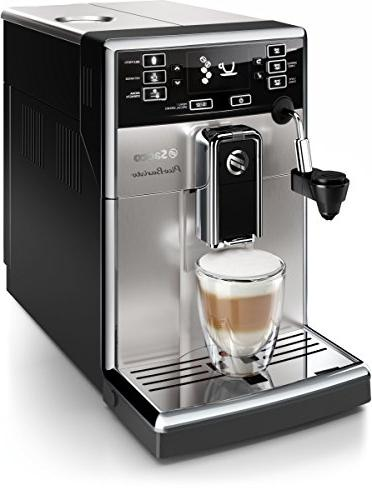 home stainless steel picobaristo automatic