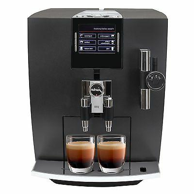 Jura Automatic Center With Coffee
