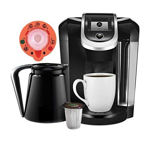 Keurig 2.0 Maker Brewing Exclusive Offer Carafe and 2.0 Maintenance Accessory to K-Carafe