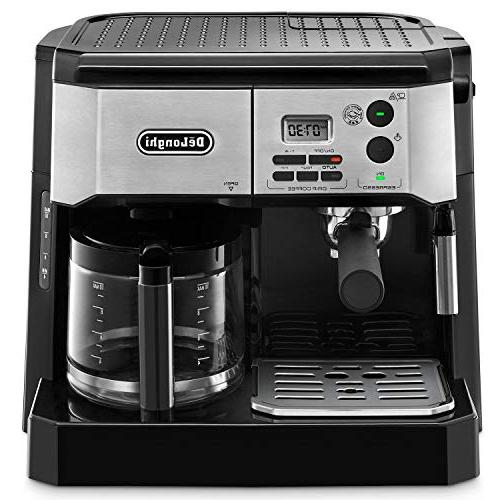 De'Longhi and Coffee Machine w/Advanced System