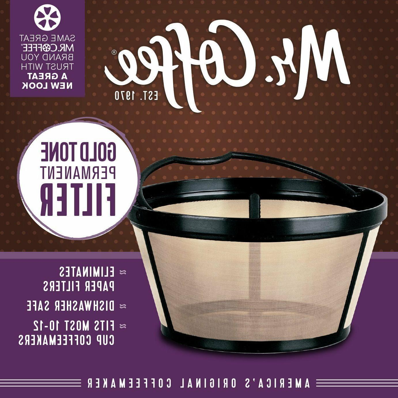 Mr. Coffee Filter Cup