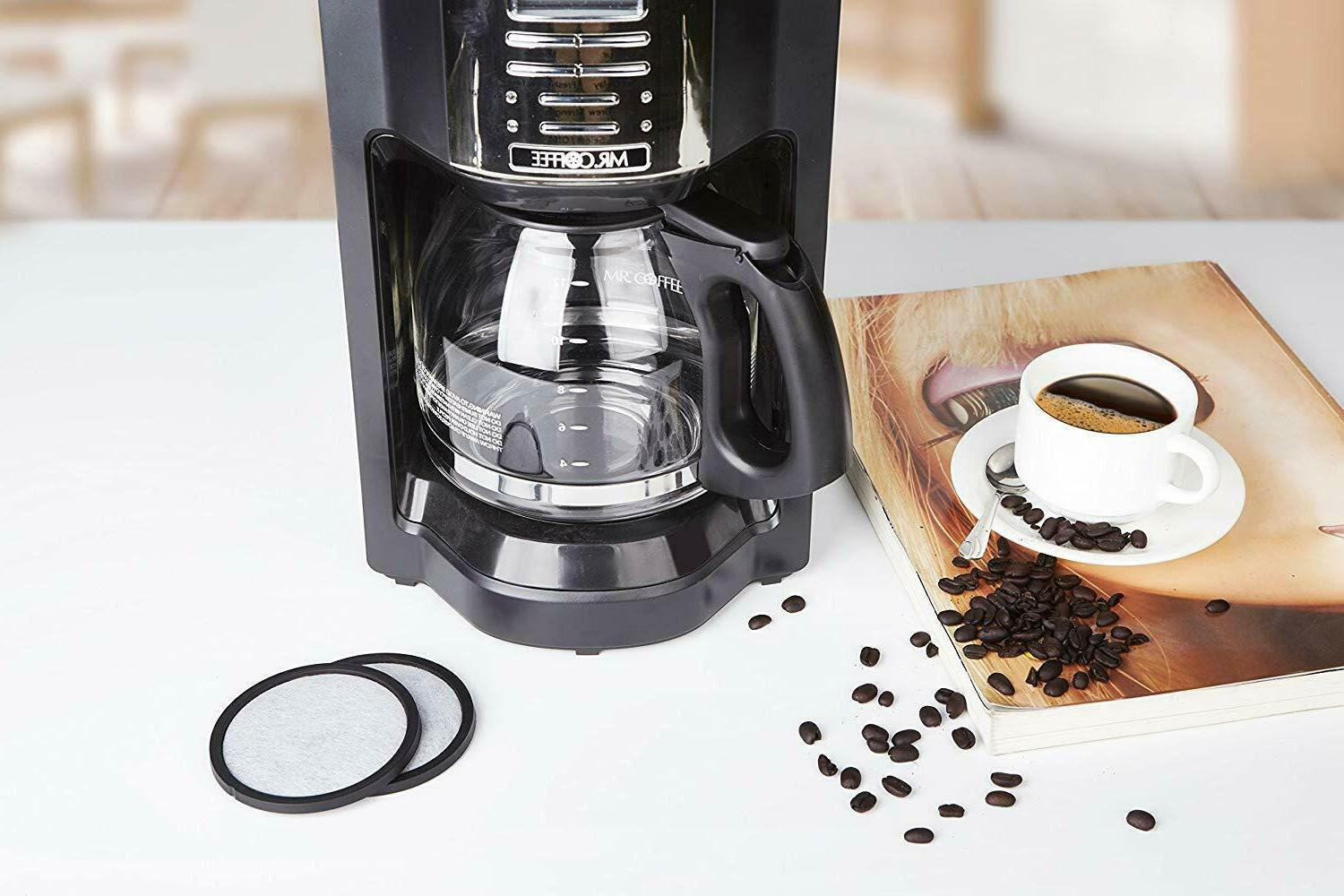 24 Coffee Charcoal for ALL Mr Coffee Machines