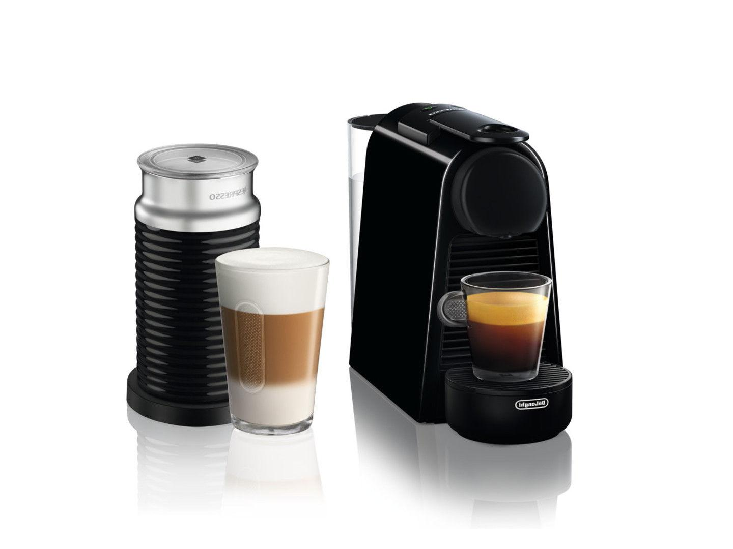 Machine with Aeroccino By delonghi,