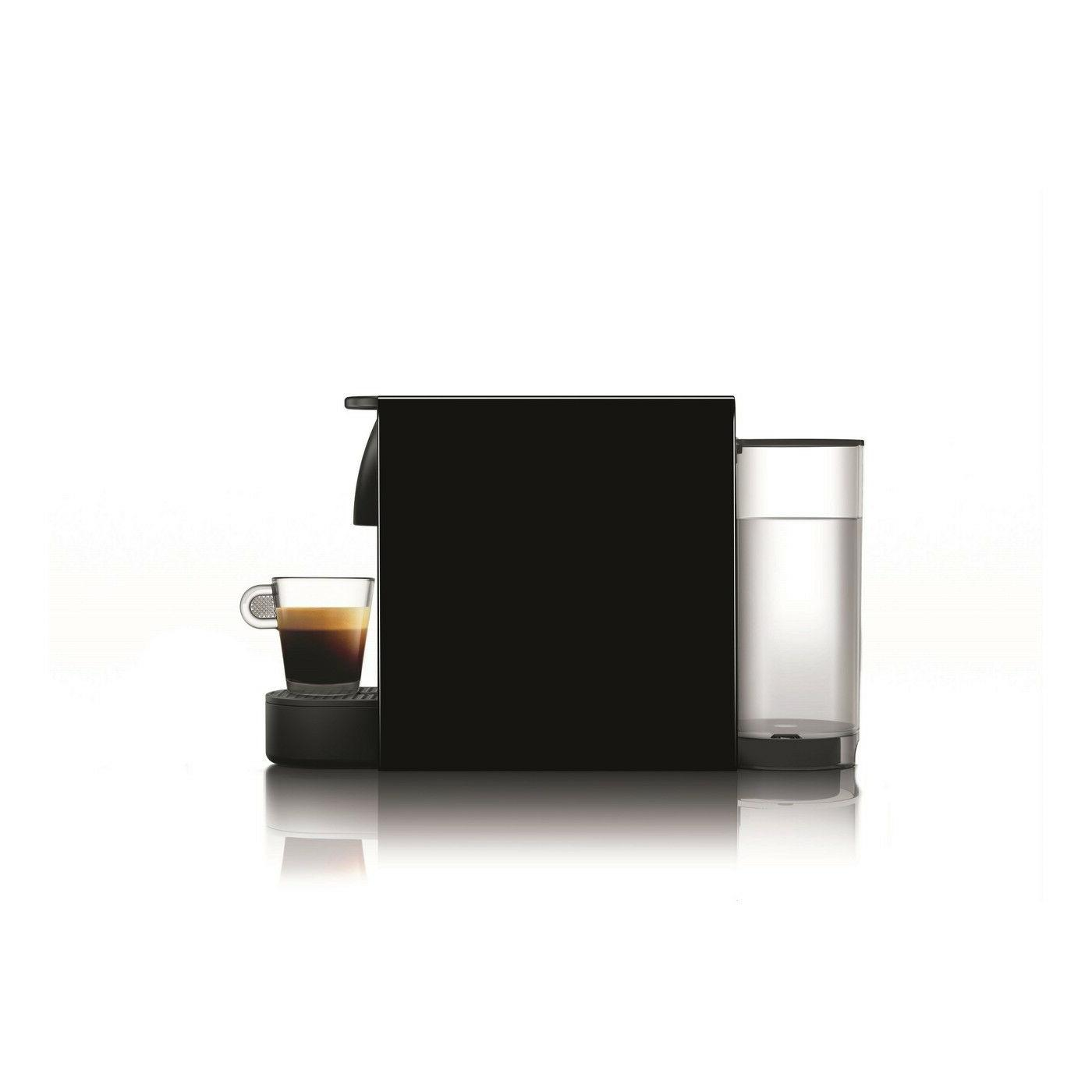 Nespresso Mini Espresso Machine by Piano Black
