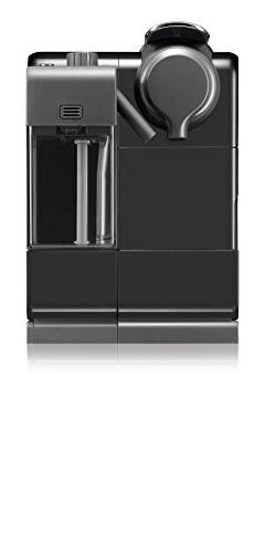 Nespresso Touch Original Espresso Machine with Frother Washed Black