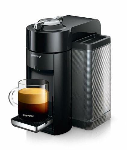 Nespresso Evoluo Coffee and Machine Aeroccino