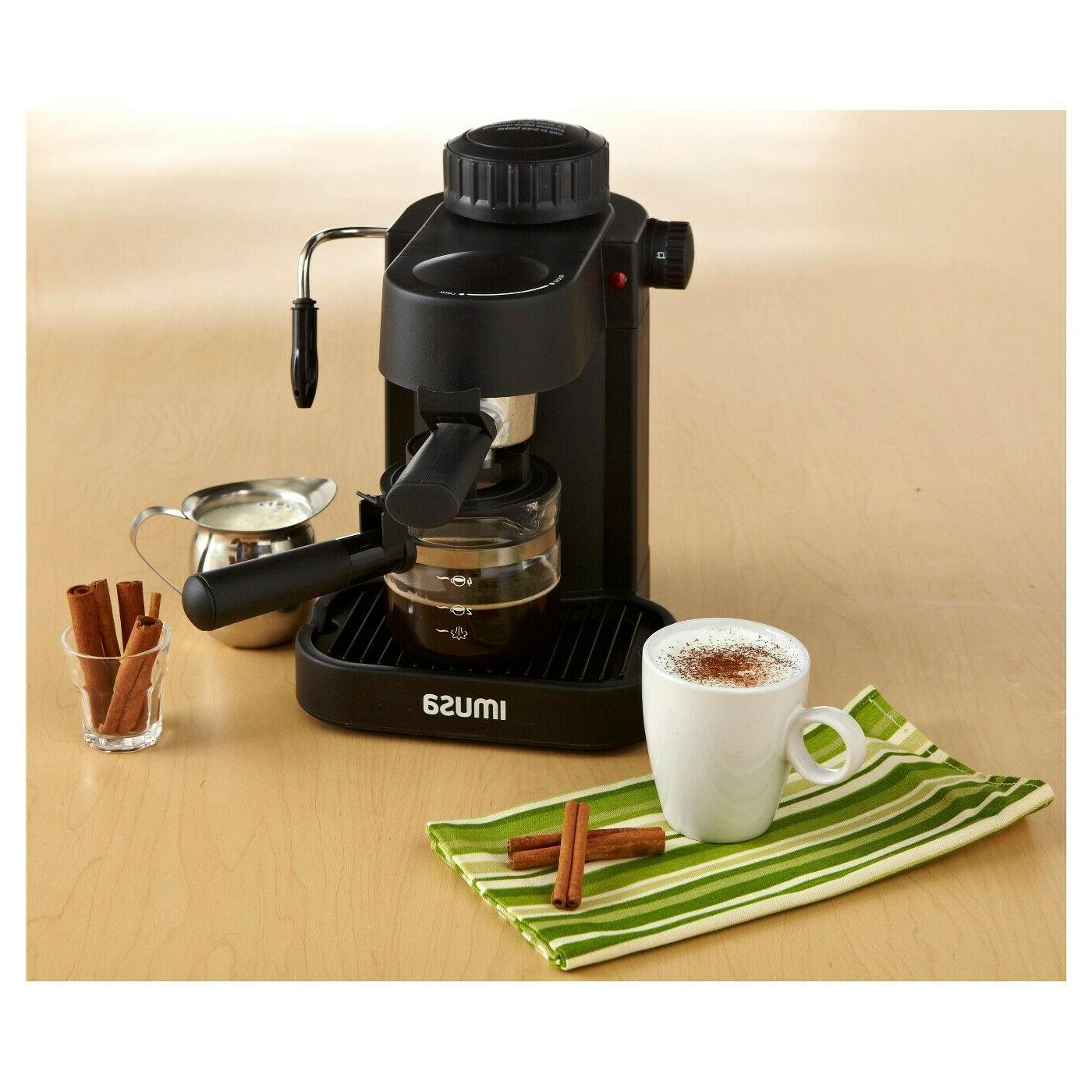 NEW Espresso Cup Maker with Indicator