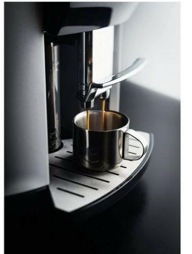 NEW Espresso Automatic Coffee Cappuccino And Stainless