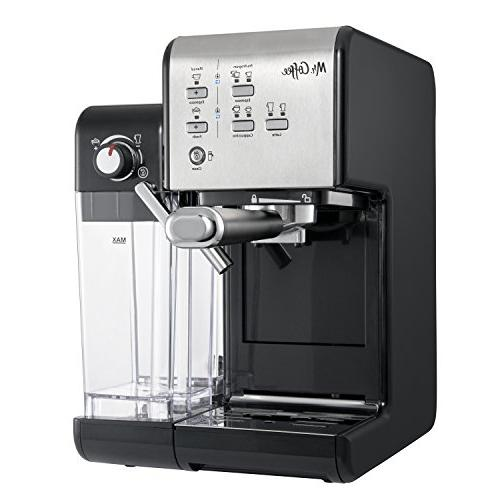 Mr. Espresso Maker Cappuccino Machine