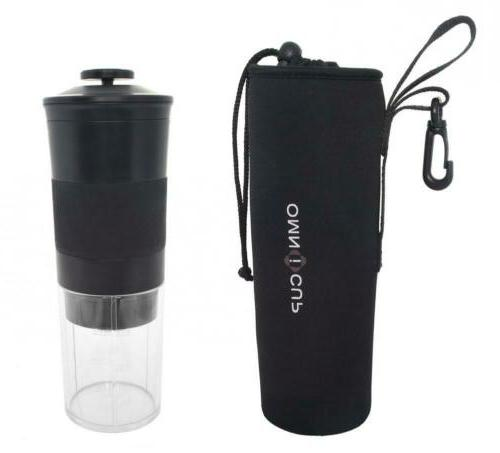 OMNICUP Portable Coffee Hand Powder