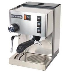 Rancilio Silvia Semi-Automatic 1 Group Espresso Coffee Machi