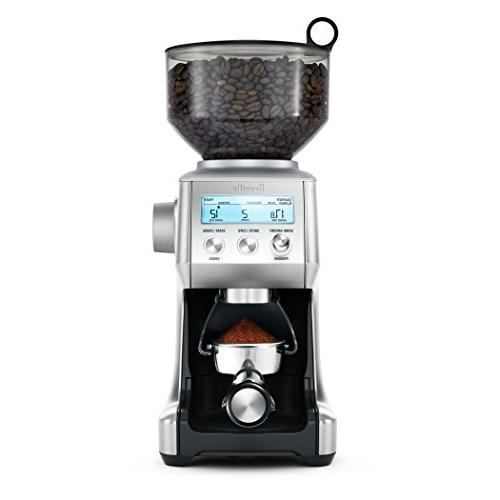 Breville The Grinder Grinder, Brushed Stainless