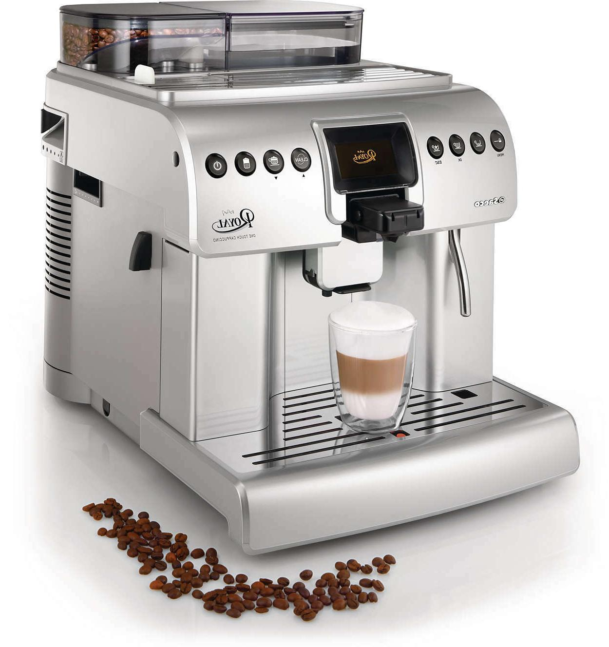 Philips One Touch Espresso Machine - Made in Italy