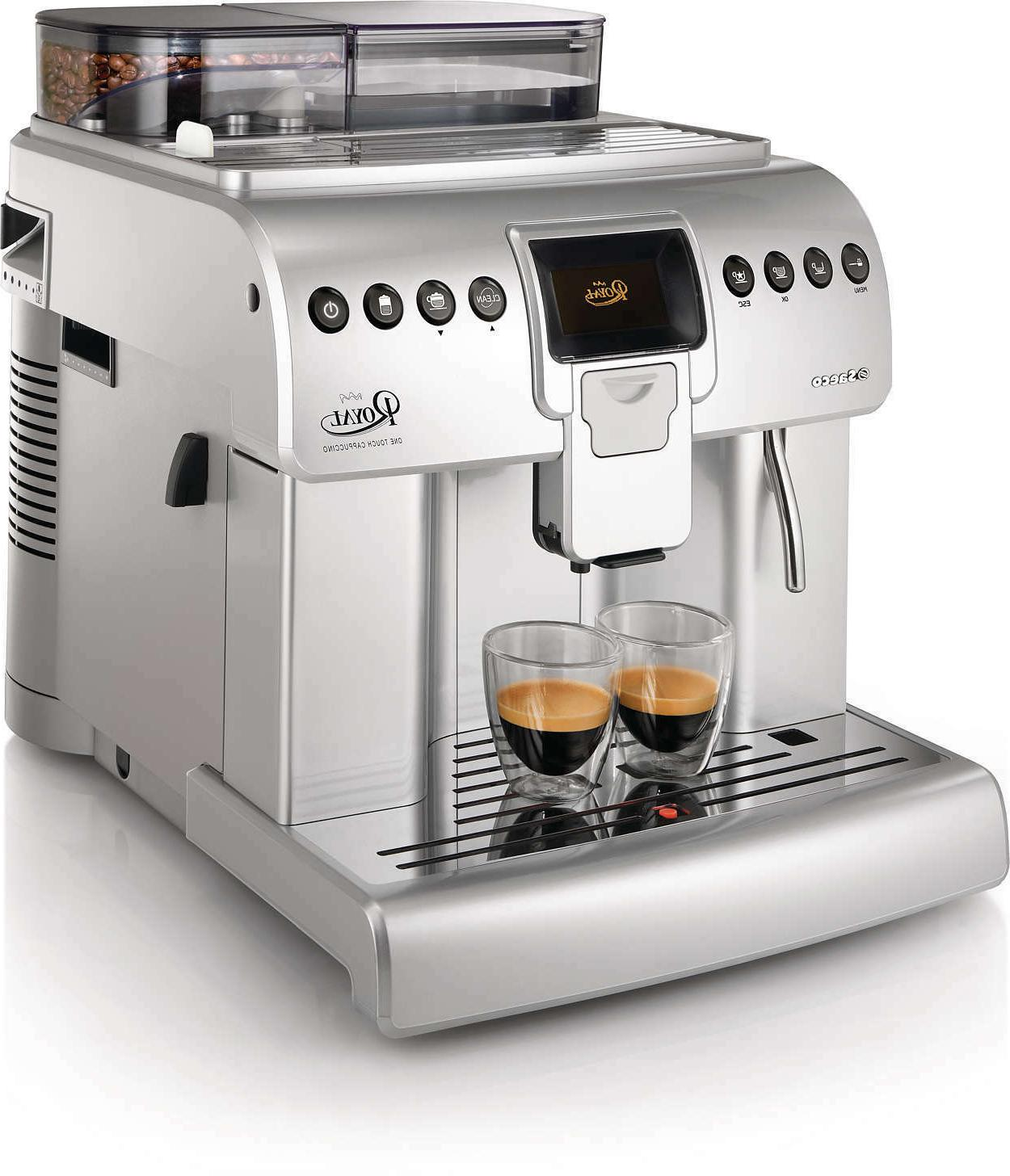 saeco royal one touch home office espresso