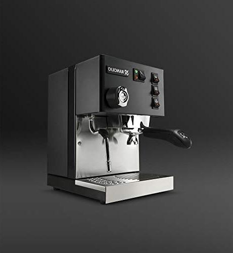 Rancilio Silvia with Frame Stainless Side 11.4 by