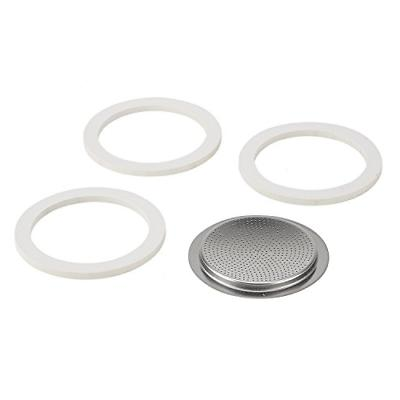 stainless steel gasket filter plate