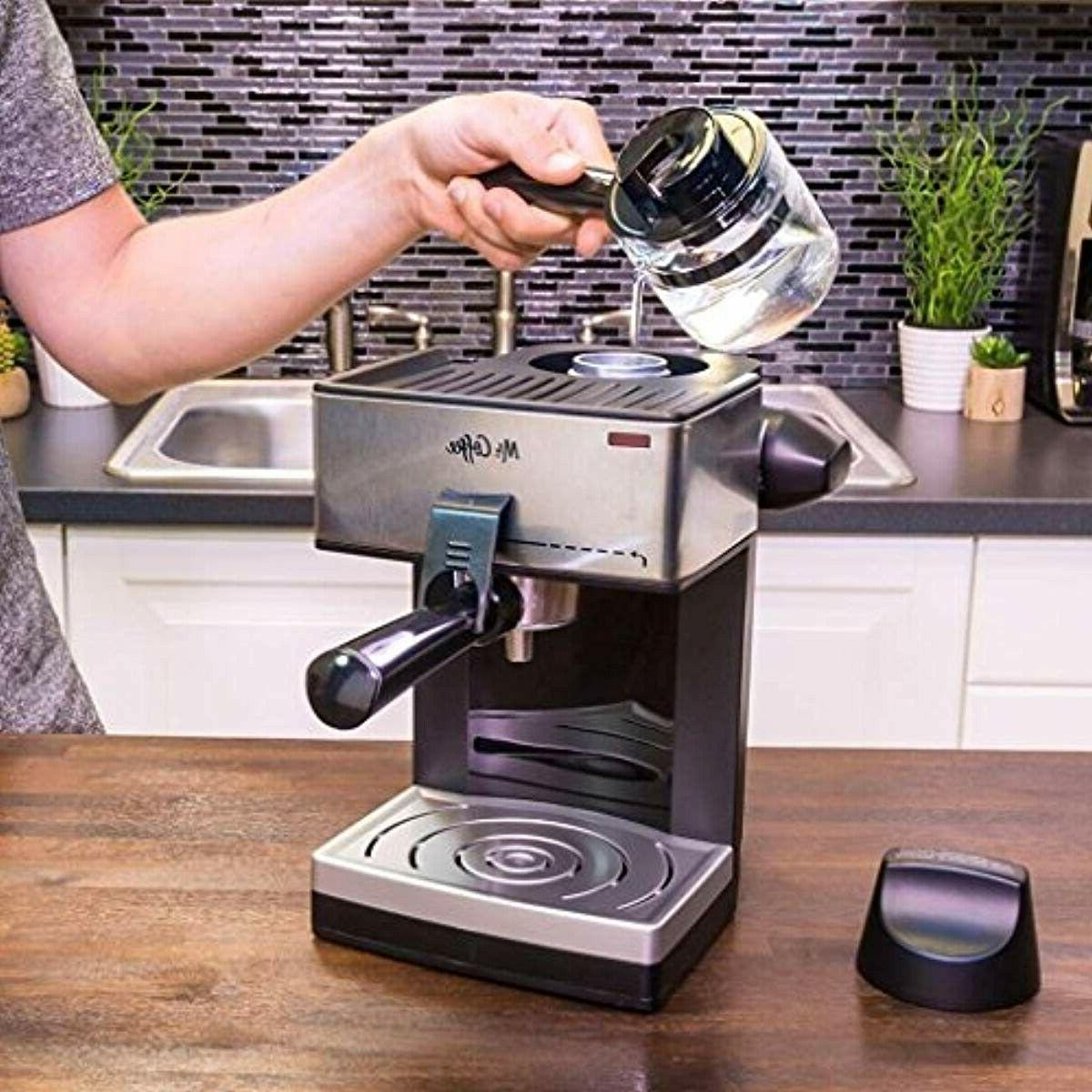 Home Espresso Expresso Coffee Steam NEW