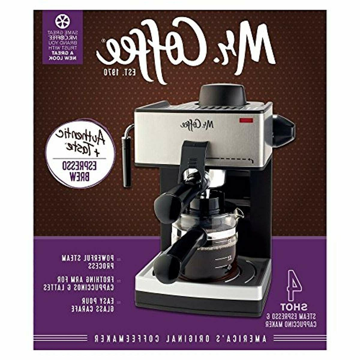 Home Machine Expresso Coffee Steam