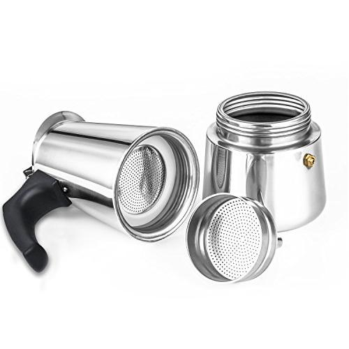 Stovetop Maker Stainless Steel Pot Maker 9