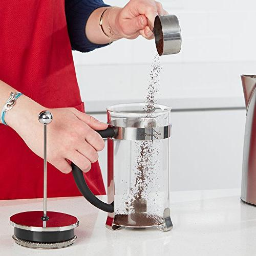 Lagostina Coffee and 8-Cup, Silver