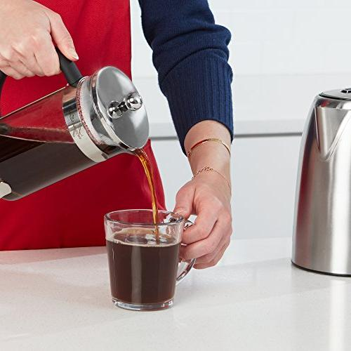 Lagostina French Press Coffee and 8-Cup,