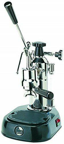 La Pavoni on Coffee Maker of Espresso Manual Tray of Removab