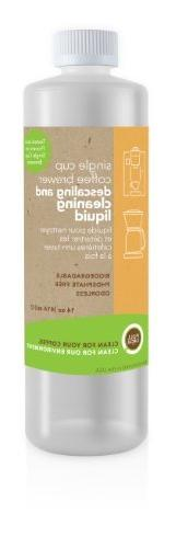 Full Circle Biodegradable Single Cup Brewer Cleaning and Des