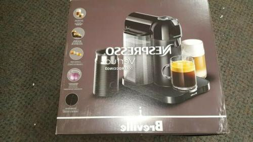 vertuo coffee and espresso machine bundle