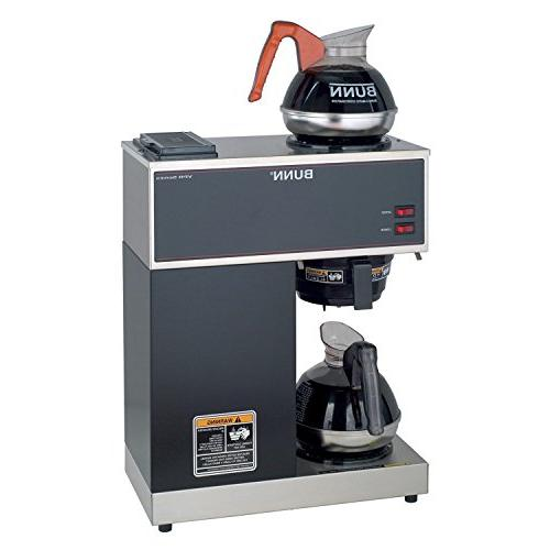 vpr2ep pourover commercial coffee brewer
