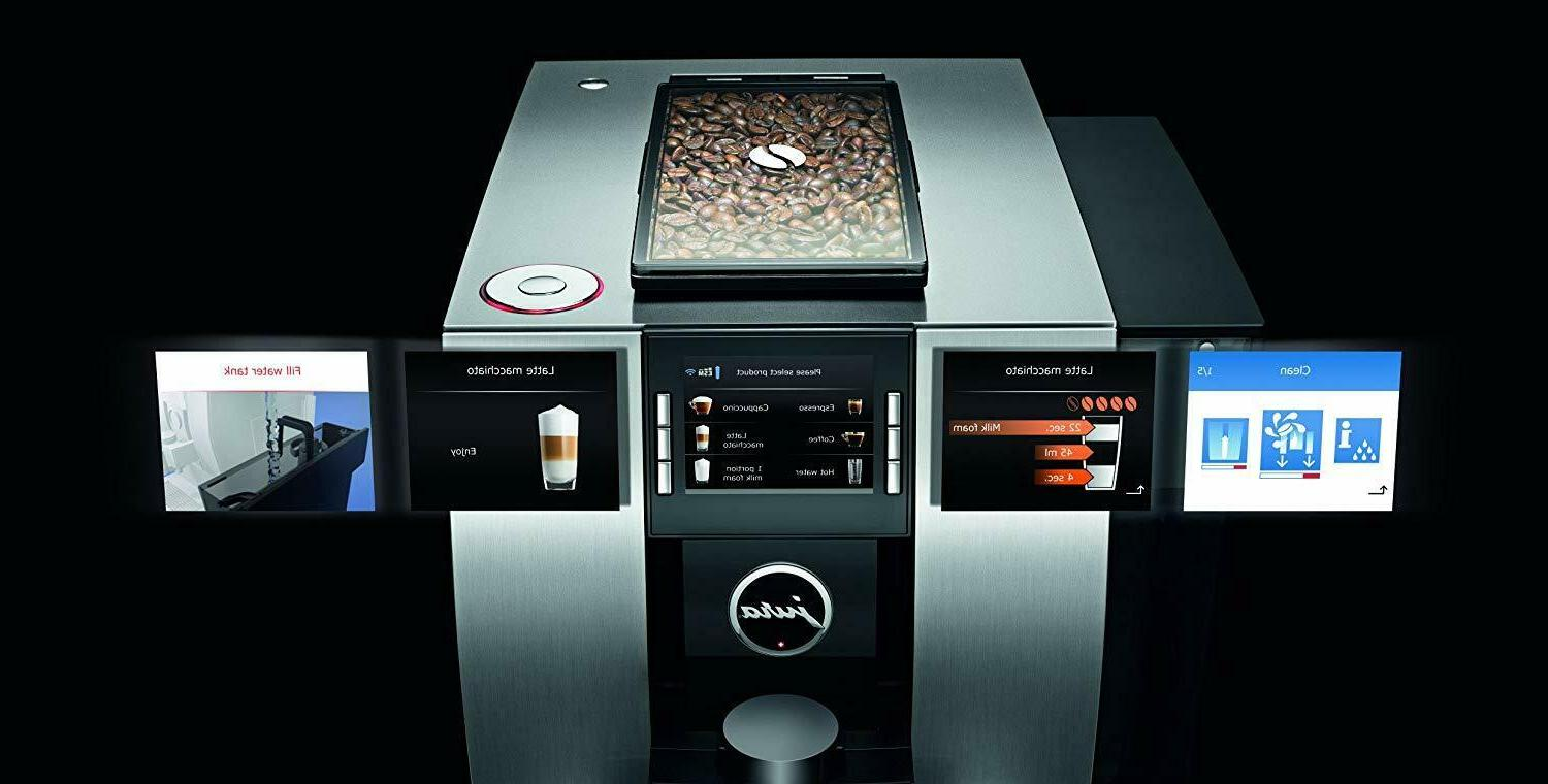 Jura Z6 Automatic Machine Aluminum Brand New Box