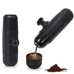 Mini Coffee <font><b>Machine</b></font> Handheld Coffee Make