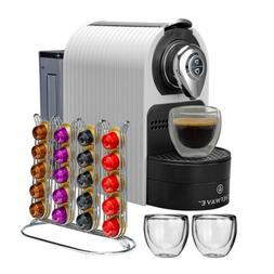 ChefWave Espresso Machine for Nespresso Compatible Capsule,