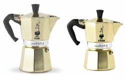 Bialetti Moka Express Stovetop Espresso Maker With Safety Va
