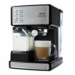 Mr. Coffee Cafe Barista Espresso Maker with Automatic Milk F