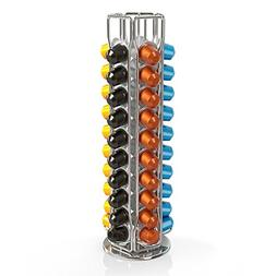 BluePeak Nespresso Coffee Capsule Rack Holder Carousel - Hol