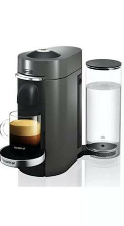 Nespresso ENV155T VertuoPlus Deluxe Coffee and Espresso Mach