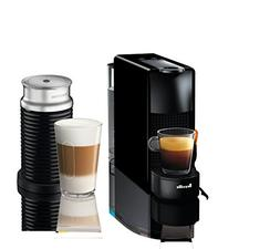 Nespresso Essenza Mini Espresso Machine with Aeroccino3 by B