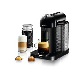 Nespresso Vertuo Coffee and Espresso Machine Bundle with Aer