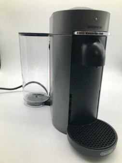 Nespresso VertuoPlus Deluxe Coffee Machine by De'Longhi, Tit