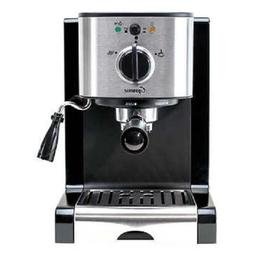 NEW CAPRESSO EC100 ESPRESSO MACHINE DUAL FUNCTION FROTHER/ST
