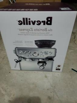 NEW IN BOX - Breville Barista Express BES860XL 2 Cups Espres