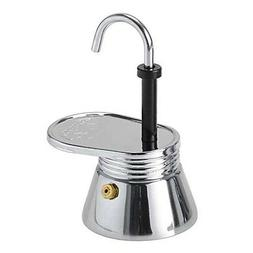 New GSI Outdoors One-Cup Mini Expresso Glacier Stainless 90s