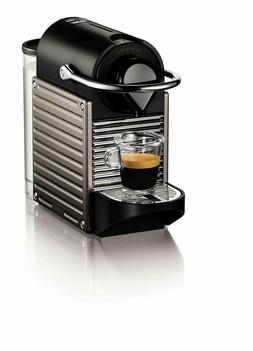 New Nespresso Pixie Espresso Machine Coffee Maker Titan C60