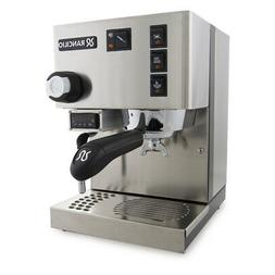 New Rancilio Silvia Single-Boiler Stainless Espresso Machine