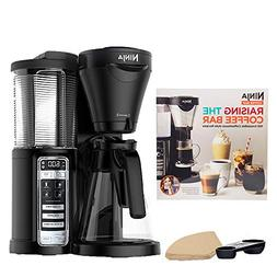 Ninja Coffee Brewer w/ 1-Touch Auto-iQ + Ninja Coffeehouse 1